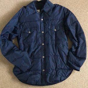 Vintage men's North Face shirt/jacket